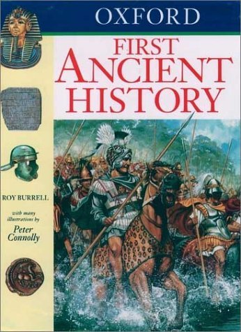 Oxford First Ancient History   2000 (Reprint) edition cover
