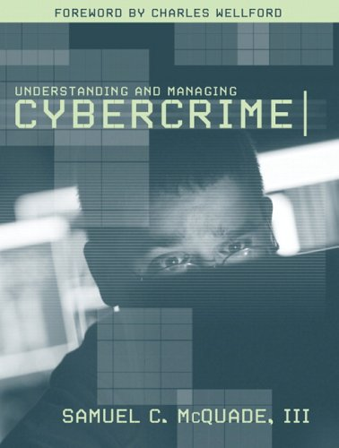 Understanding and Managing Cybercrime   2006 edition cover