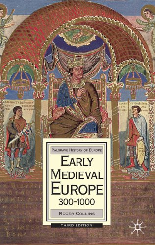 Early Medieval Europe, 300-1000  3rd 2010 (Revised) edition cover