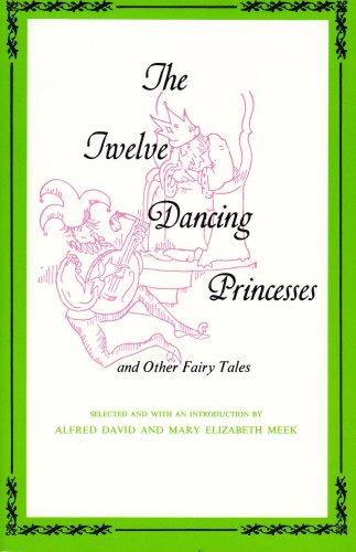 Twelve Dancing Princesses   1974 9780253201737 Front Cover
