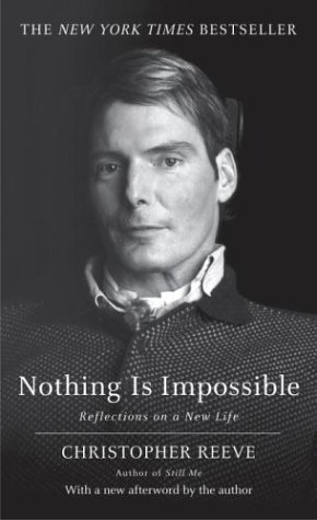 Nothing Is Impossible   2002 edition cover