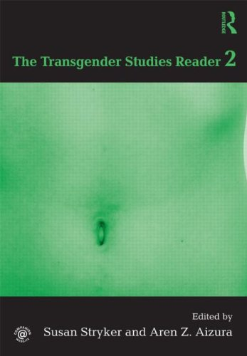 Transgender Studies Reader 2   2013 edition cover