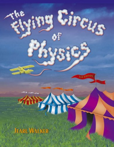 Flying Circus of Physics  2nd 2007 (Revised) edition cover