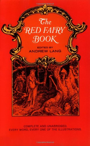 Red Fairy Book   2011 9780486216737 Front Cover
