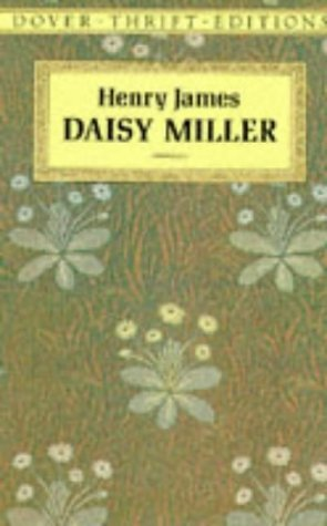 Daisy Miller   1995 (Unabridged) 9780486287737 Front Cover