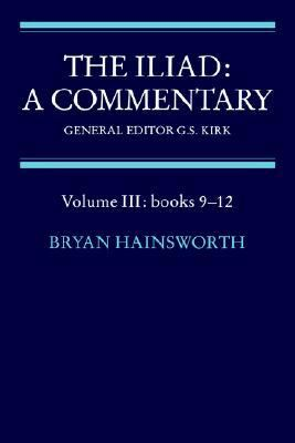 Iliad A Commentary  1993 9780521281737 Front Cover