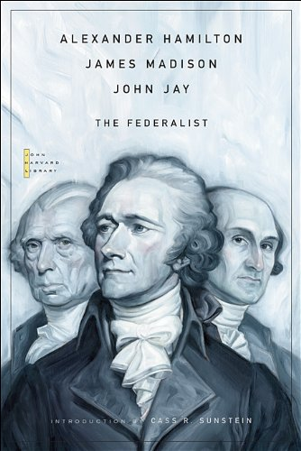 Federalist   2009 9780674035737 Front Cover