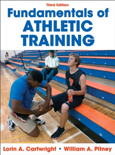 Fundamentals of Athletic Training  3rd 2011 9780736083737 Front Cover