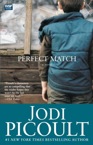 Perfect Match A Novel  2003 (Reprint) 9780743418737 Front Cover