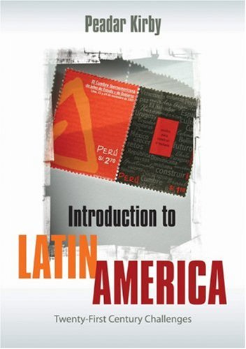Introduction to Latin America Twenty-First Century Challenges  2003 edition cover