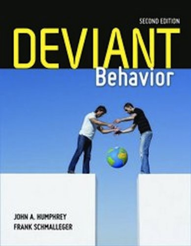Deviant Behavior  2nd 2012 (Revised) edition cover