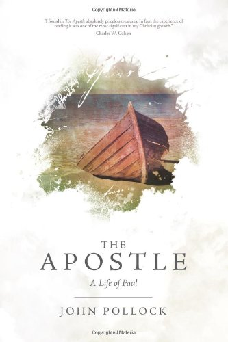 Apostle A Life of Paul 3rd 2012 edition cover