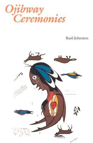 Ojibway Ceremonies  Reprint edition cover