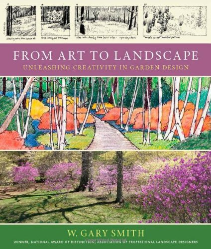 From Art to Landscape Unleashing Creativity in Garden Design  2010 edition cover