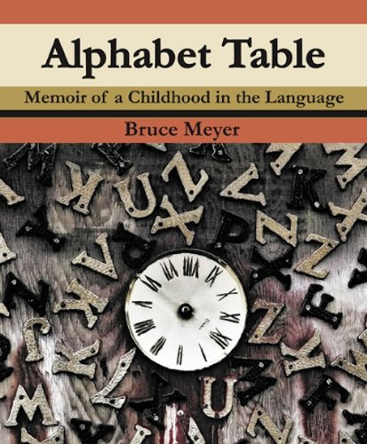 Alphabet Table   2010 9780887534737 Front Cover