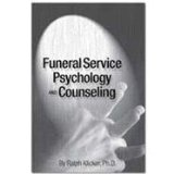 FUNERAL SERVICE PSYCHOLOGY+COU N/A edition cover