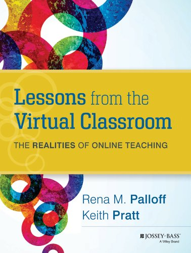 Lessons from the Virtual Classroom The Realities of Online Teaching 2nd 2013 edition cover