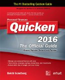 Quicken 2016: The Official Guide  2016 9781259589737 Front Cover