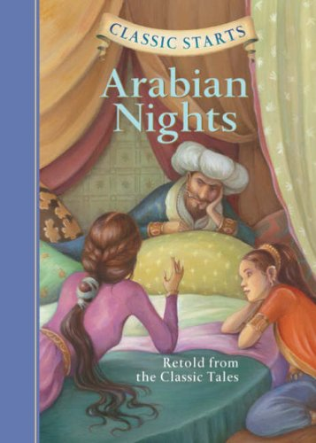 Arabian Nights   2008 9781402745737 Front Cover