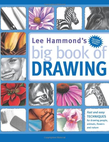 Big Book of Drawing   2004 edition cover