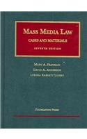Mass Media Law, 7th Edition 2005  7th 2005 (Revised) edition cover