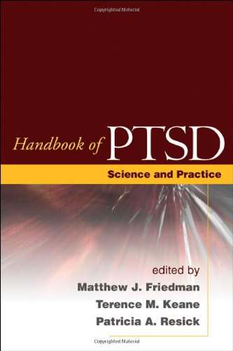 Handbook of PTSD Science and Practice  2008 9781593854737 Front Cover
