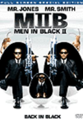Men in Black II (Full Screen Special Edition) System.Collections.Generic.List`1[System.String] artwork