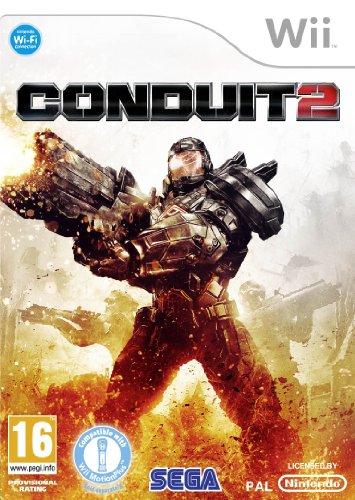 Conduit 2 (Nintendo Wii) Nintendo Wii artwork