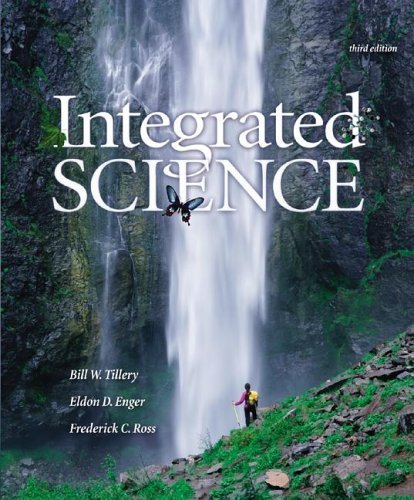 Integrated Science  3rd 2007 (Revised) edition cover