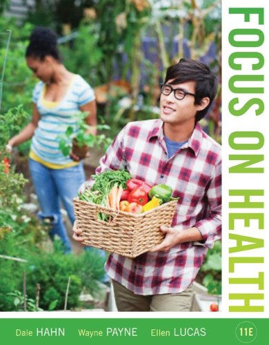 Focus on Health  11th 2013 edition cover