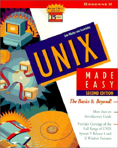 UNIX Made Easy : The Basics and Beyond! 2nd 1996 edition cover