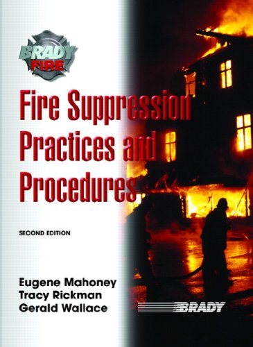 Fire Suppression Practices and Procedures  2nd 2008 edition cover