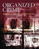 Organized Crime  6th 2015 edition cover
