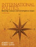International Politics: Enduring Concepts and Contemporary Issues  2014 edition cover