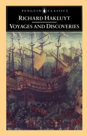 Voyages and Discoveries   1972 edition cover