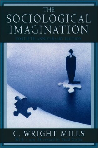 Sociological Imagination  4th 2000 (Anniversary) edition cover