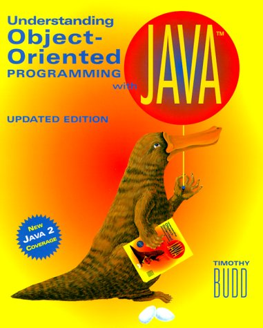 Understanding Object-Oriented Programming with Java  2nd 2000 (Revised) edition cover