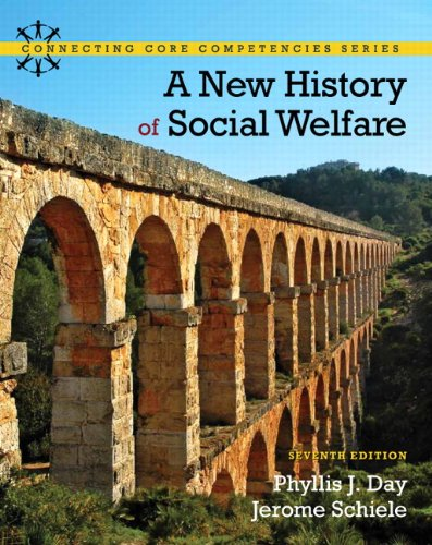New History of Social Welfare  7th 2013 edition cover