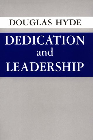 Dedication and Leadership Philosophy  1987 edition cover