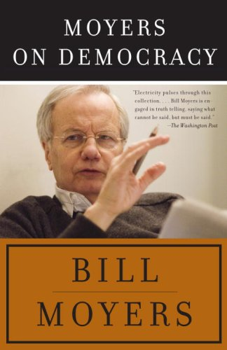 Moyers on Democracy  N/A edition cover
