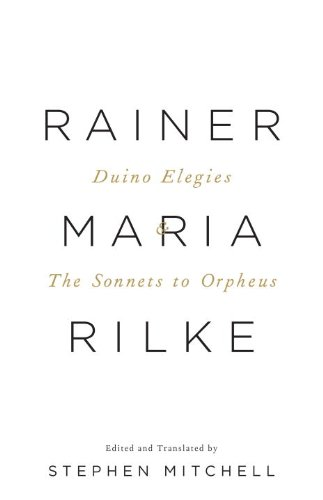 Duino Elegies and the Sonnets to Orpheus   2009 edition cover
