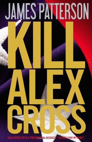 Kill Alex Cross   2011 edition cover