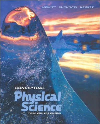 Conceptual Physical Science  3rd 2004 (Revised) edition cover