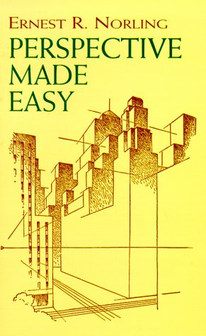 Perspective Made Easy   1999 9780486404738 Front Cover