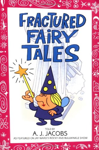 Fractured Fairy Tales  N/A 9780553373738 Front Cover