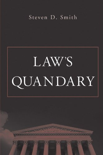 Law's Quandary   2004 edition cover