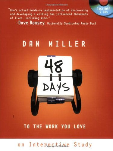 48 Days to the Work You Love An Interactive Study N/A edition cover
