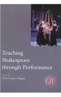 Teaching Shakespeare Through Performance   1999 edition cover