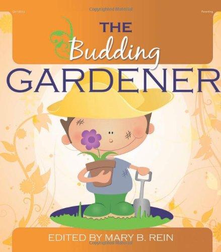 Budding Gardener   2011 9780876593738 Front Cover