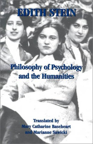 Philosophy of Psychology and the Humanities  2000 edition cover